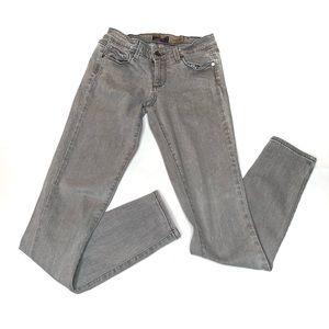 Paige Premium Denim Grey Verdugo Jegging Jeans